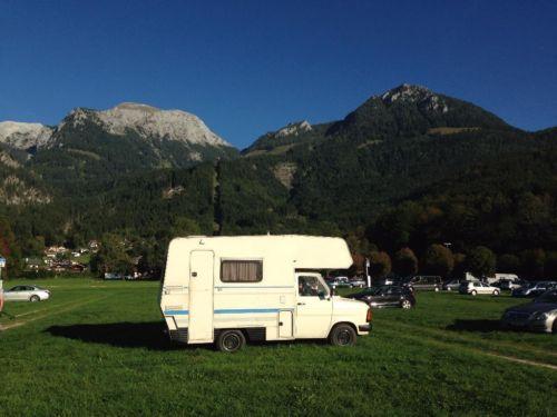The Wohnmobil so far…
