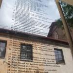 Die Verfassung auf deutsch