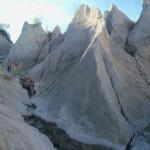 Klettern in FlipFlops ist ganz schön abenteuerlich